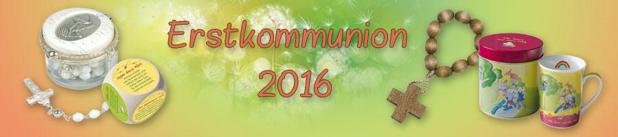 Geschenke zur Erstkommunion 2016 kaufen