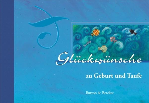 Glückwünsche zu Geburt und Taufe, mit Gutschein-Kuvert