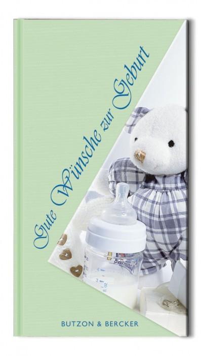 Gute Wünsche zur Geburt, Geld-Geschenkbuch