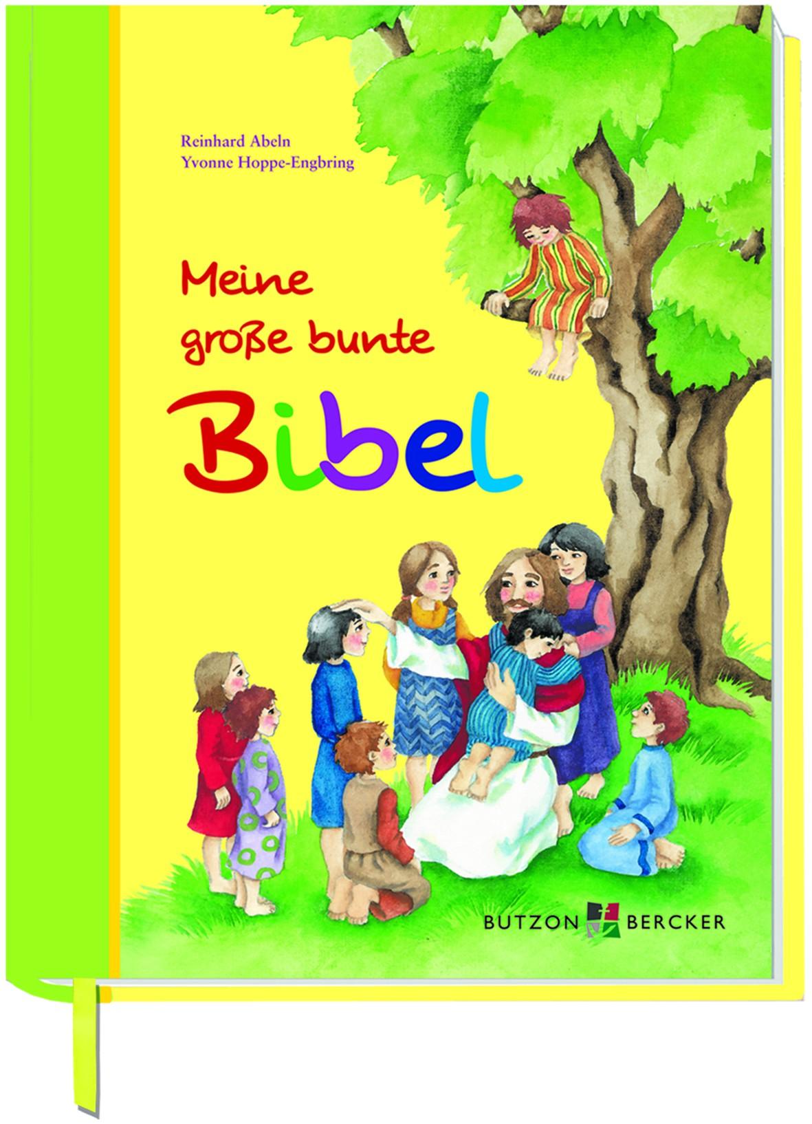 Meine große bunte Bibel, zur Erstkommunion